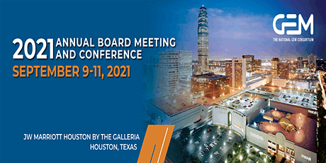 GEM 2021 Annual Board Meeting and Conference entradas