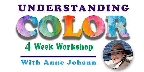 Understanding Color 4 Week Workshop tickets