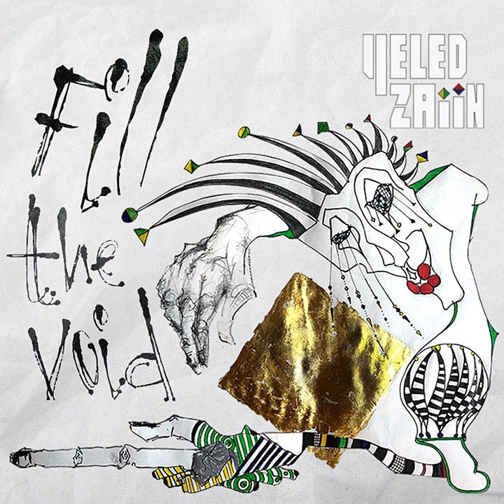 """Yeled Zaiin """"Fill the Void"""" Album Release Party image"""