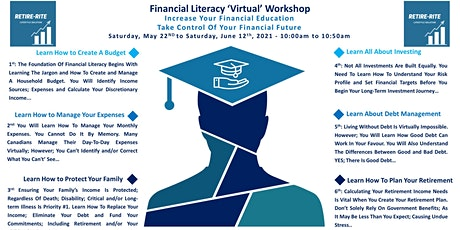 Financial Education & Literacy Workshop tickets