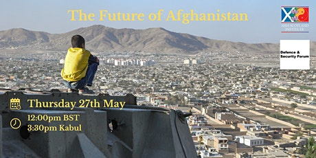 The Future of Afghanistan tickets