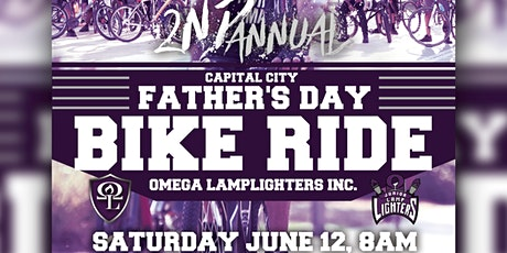 Capital City Father's Day Bike Ride II tickets