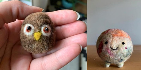 Needle Felted Creatures tickets