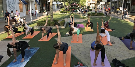 Yoga Class on The Green tickets
