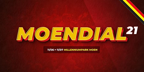 Moendial'21 - Openingswedstrijd België VS Rusland billets