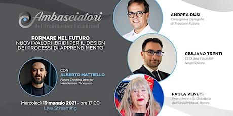 Evento Ambasciatori del Trentino per i Congressi 2020 entradas