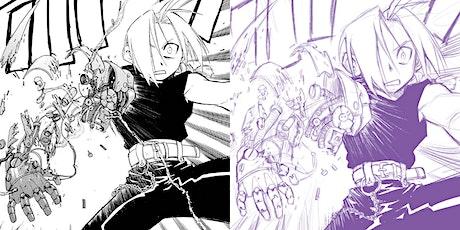Comics & Manga 1(13+) Art Intensives for Teens tickets