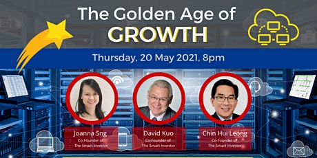 [Free Webinar] The Golden Age of Growth. Are you ready for it? tickets