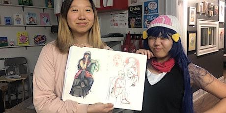Illustration (13+) Art Intensives for Teens tickets