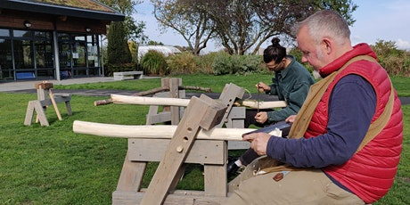 Outdoor Classroom  Consultation and Have a Go at Green Wood Turning tickets