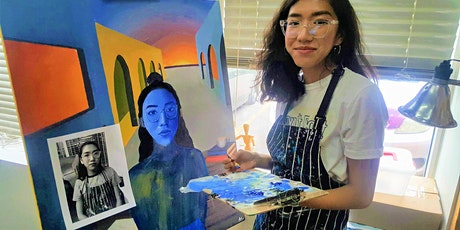 Portrait Painting (13+) Art Intensives for Teens tickets