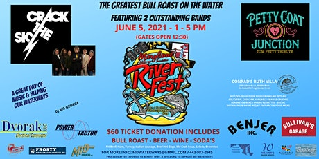Maryland Waterways River Fest featuring Crack the Sky tickets