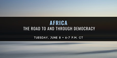 Africa: The Road To and Through Democracy tickets