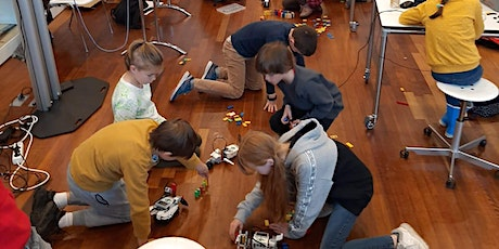 NewTechKids 'Try It Out' Workshop (7-12 yrs ) tickets