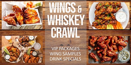 Wings & Whiskey Crawl - Louisville tickets