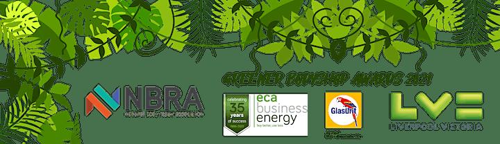 Greener Bodyshop Awards 2021 image