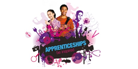 Apprenticeships: Be Inspired   (15.6.21 Evening Application Workshop) tickets