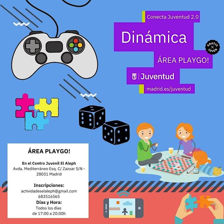 Imagen de Área PlayGo - ESPACIO DE JUEGOS