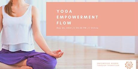 Yoga Empowerment Flow tickets