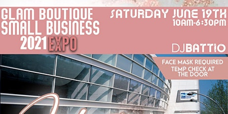 Glam Boutique Small Business Expo tickets