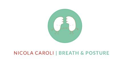 Breath & Posture Tickets