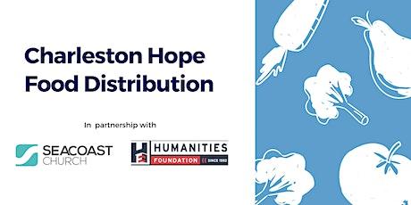 Charleston Hope Food Distribution Volunteer Sign Up tickets
