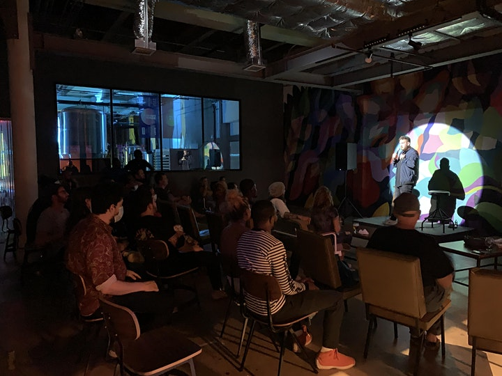 Focal Brewery Comedy Night image