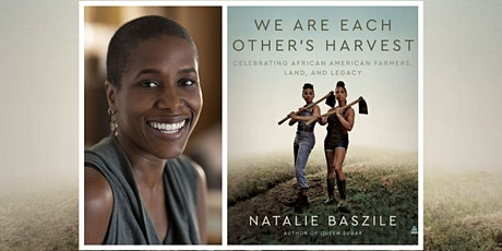 Author Natalie Baszile Virtual Event tickets