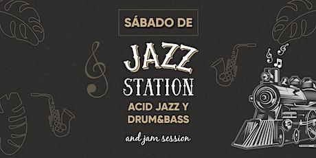 JAZZ STATION PRESENTA: ACID JAZZ Y DRUM&BASS entradas