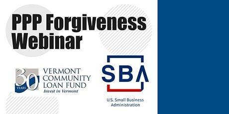 Webinar: Navigating the PPP Forgiveness Process tickets