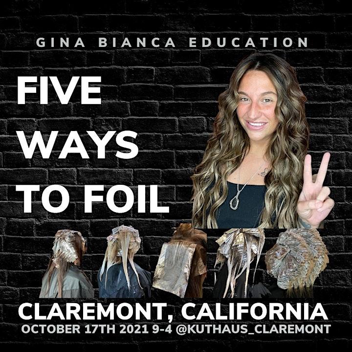 Five Ways to Foil San Diego California image