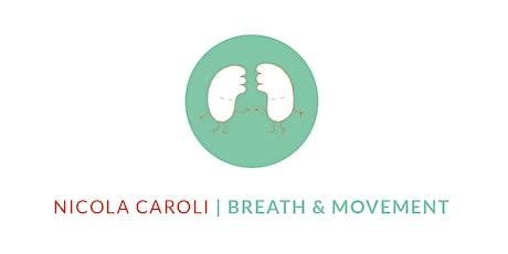 Breath & Movement tickets