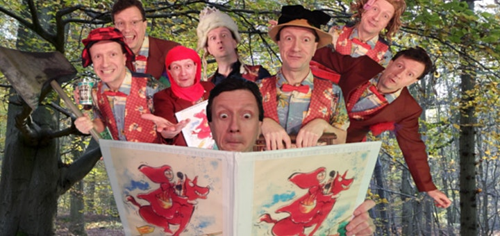 Let's Go Green festival - Booster Cushion Theatre: Book in Danger image