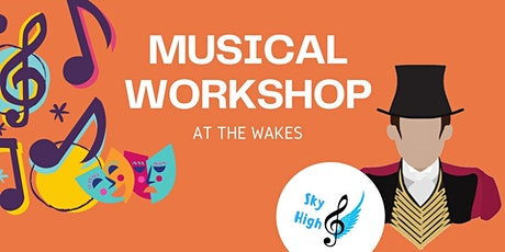 Musical Workshop - Afternoon tickets