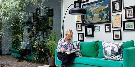 Club Event:On-Line Inspiration:At Home With Art Consultant Louisa Warfield tickets