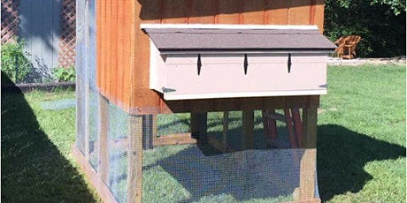 Better Living Series-Extreme Makeover: Chicken Coop Edition tickets