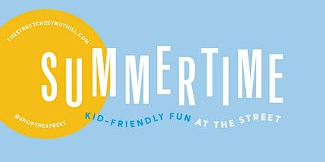 The Street Kid Friendly Fun: Music & Movement of Newton Musical Fiesta tickets