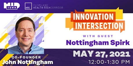 Innovation Intersection with Nottingham Spirk tickets