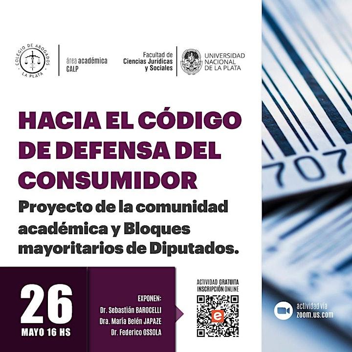 Imagen de Hacia el  CÓDIGO DE DEFENSA DEL CONSUMIDOR