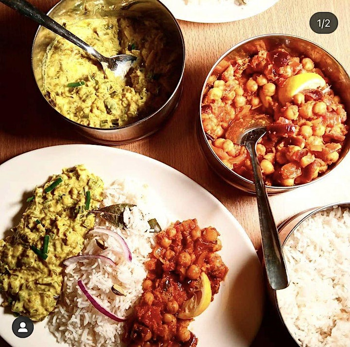 The Sri Lankan Experience Plant-Based Supper Club image