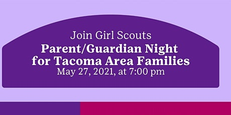 Parent/Guardian  Information Night tickets