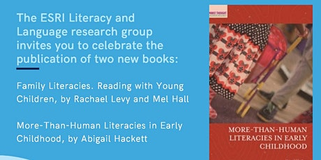 Double Book Launch: New Directions in Literacy Research tickets