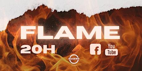 FLAME BDN Pelotas Sábado 20H ingressos