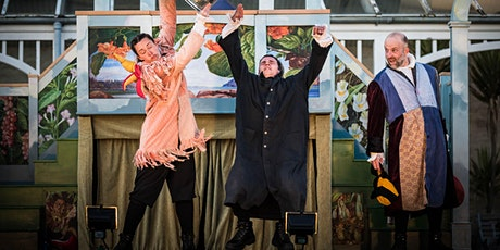 'Much Ado About Nothing' Outdoor Theatre at Goldney House & Gardens tickets