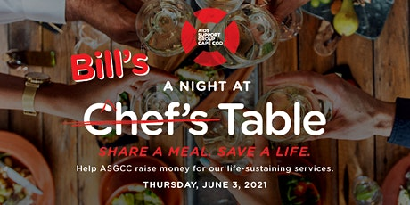 A Night at Bill's Table tickets