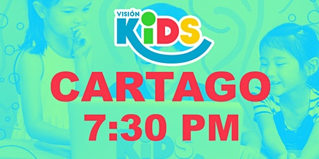 Kids Cartago. Noches de Vida 7:30pm entradas