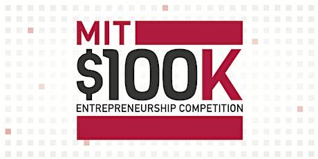 MIT $100K LAUNCH Finale 2021 ingressos