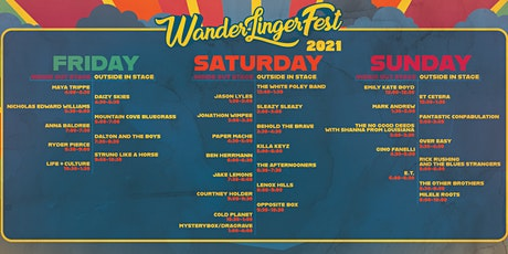 WanderLinger Music and Arts Festival tickets