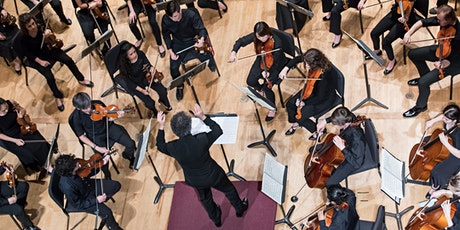 Young Artists Orchestra: Finale - July 30, 2021 tickets