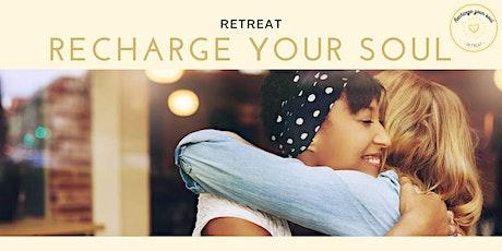 Retreat - Recharge your soul ☀️ billets